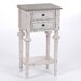 Château Chic Sicily 2 Drawer Bedside Table