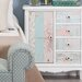 ChâteauChic Kindlykindle 1 Door 4 Drawer Chest of Drawers