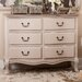 ChâteauChic Ilamore 6 Drawer Chest of Drawers