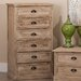 Château Chic 3 Door 3 Drawer Chest of Drawers
