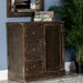 ChâteauChic Orianicus 1 Door 3 Drawer Chest of Drawers