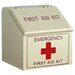 """Vintage Boulevard Sophia """"First Aid Kit"""" Box"""