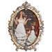 Vintage Boulevard Maxie Regal Oval Picture Frame