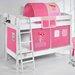 Wrigglebox Princess European Single Bunk Bed