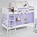 Wrigglebox Horses European Single Bunk Bed