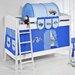 Wrigglebox Tractor European Single Bunk Bed