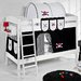 Wrigglebox Ida Pirate European Single Bunk Bed