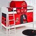 Wrigglebox Hansel European Single Bunk Bed