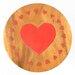 Wrigglebox Heart Children's Stool
