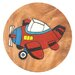 Wrigglebox Plane Children's Stool