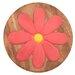 Wrigglebox Flower Children's Stool