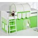 Wrigglebox Ida European Single Mid Sleeper Bed