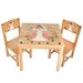 Wrigglebox Fairy and Flower Children's Desk Chair