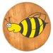 Wrigglebox Bee Children's Stool