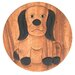 Wrigglebox Dog Children's Stool