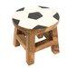 Wrigglebox Football Children's Stool
