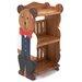 Wrigglebox Boy Teddy Childs 78cm Bookshelf