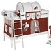Wrigglebox Horses European Single Bunk Bed