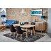Fjørde & Co Cozumel Extendable Dining Table