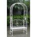 All Home Boscabel 2 Seater Steel Arbour