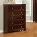 All Home Gabbin 5 Drawer Chest of Drawers