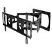 """All Home Slimline Large Articulating Universal Wall Mount for 42""""-75"""" Flat Panel Screens"""