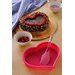 All Home Silicone Heart Baking Set