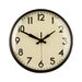 All Home 28cm Retro Wall Clock