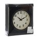 All Home 22cm Vintage Metal Wall Clock