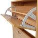 All Home Shoe Cabinet in Oak