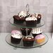 All Home 2 Tier Cake Stand