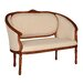 All Home Valentina 2 Seater Settee