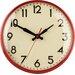 All Home 28cm Wall Clock