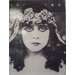 All Home Girl Face Tin Sign Photographic Print Plaque