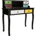 All Home TaiMoShan Secretary / Roll Top Desk