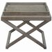 All Home Oxford End Table