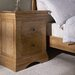All Home Bracknell Night Stand with 2 Drawers