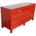 All Home Oriental Sideboard