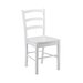 All Home Normandy Solid Rubberwood Dining Chair