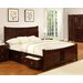 All Home Gabbin Storage Bed Frame