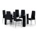 All Home Greenwich Dining Table and 6 Chairs