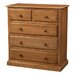 Homestead Living Cabriel 5 Drawer Chest of Drawers