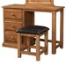 Homestead Living Cabriel 3 Drawer Dressing Table Set
