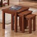Homestead Living Deledda 3 Piece Nest of Tables