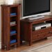 Homestead Living Deledda Multimedia Storage Rack