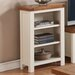 Homestead Living Fertos Low 90cm Standard Bookcase