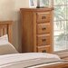 Homestead Living Flutet 5 Drawer Chest of Drawers