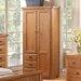 Homestead Living Flutet 2 Door Wardrobe