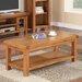 Homestead Living Flutet Coffee Table