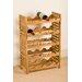 Homestead Living 20 Bottle Wine Rack